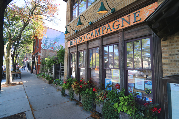 Bistro Campagne | ChicagoHome Brokerage Network at @properties